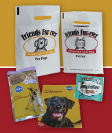 Friends Fur-ever Sample Gift Bag Image